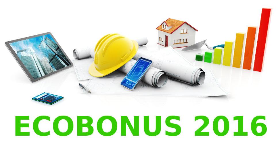 ecobonus 2016